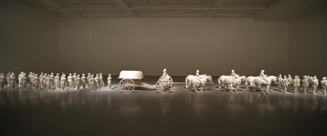 Chille  | Yoshua Okón. Colateral | Museo Amparo, Puebla