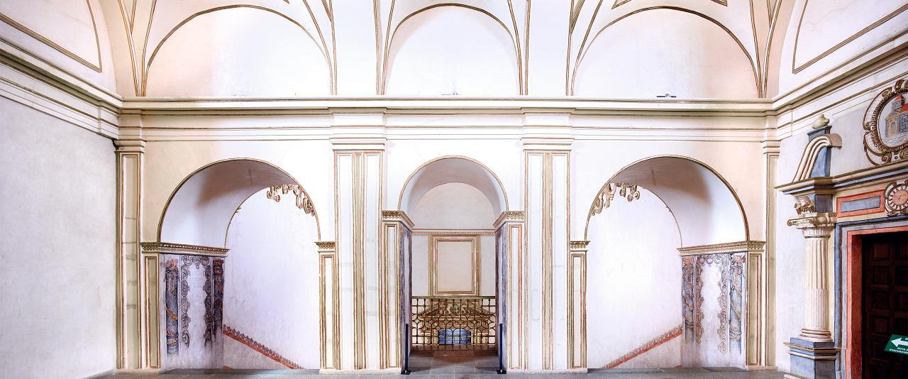 Convento de Santo Domingo Oaxaca I 2015  | Candida Höfer en México | Museo Amparo, Puebla