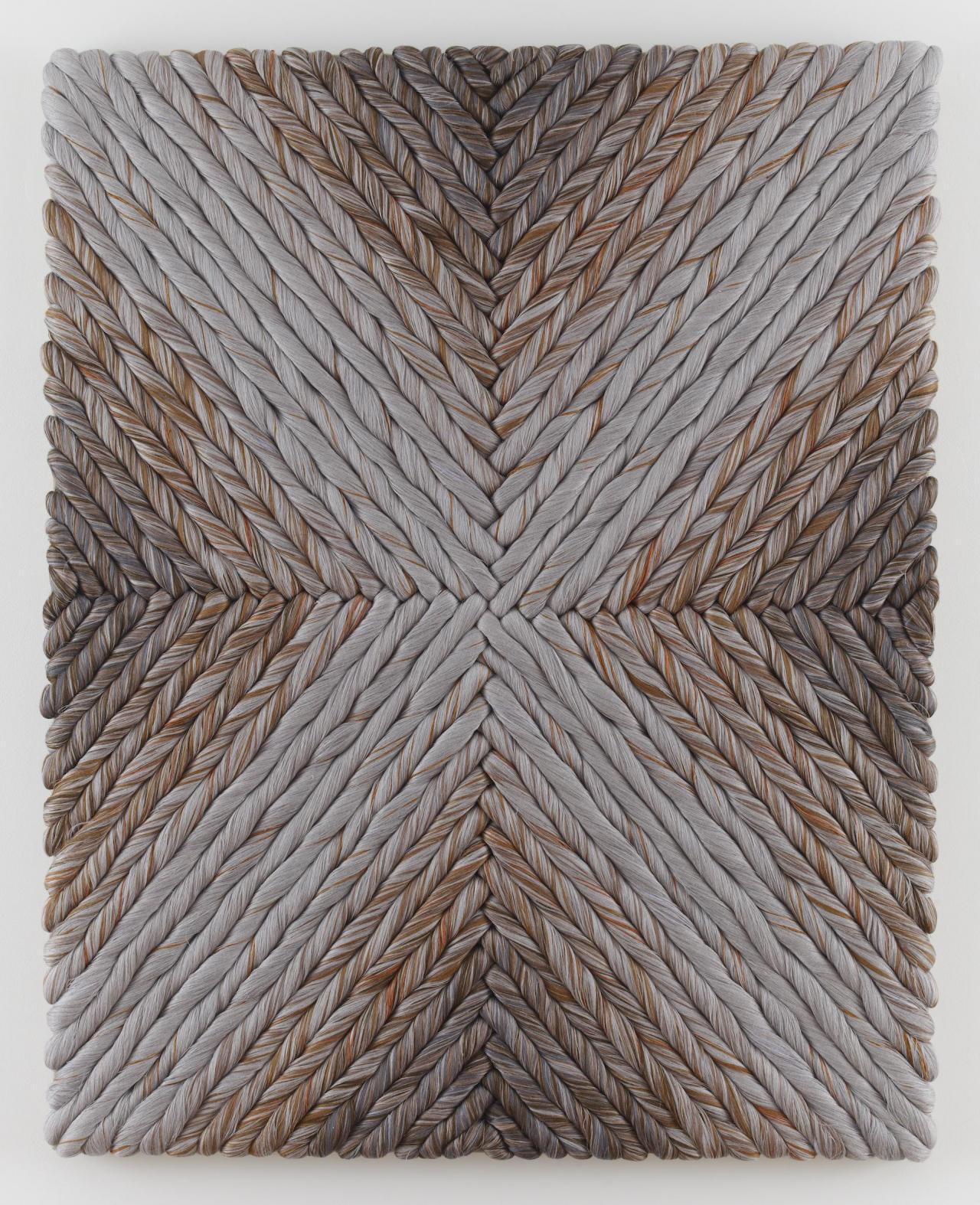 Convergence (Vermala) | Sheila Hicks: Hilos libres. El textil y sus raíces prehispánicas, 1954-2017 | Museo Amparo, Puebla