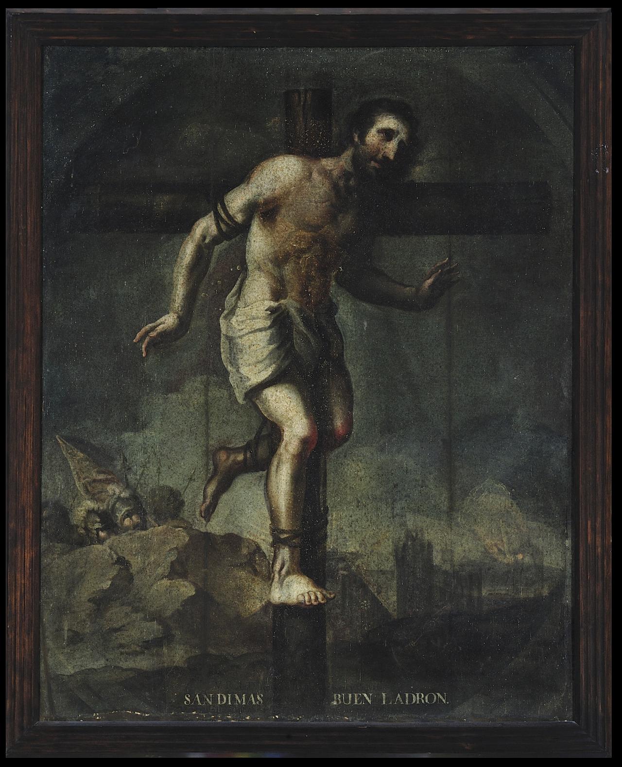 San Dimas | Creación y restauración: lo singular y complejo del arte | Museo Amparo, Puebla