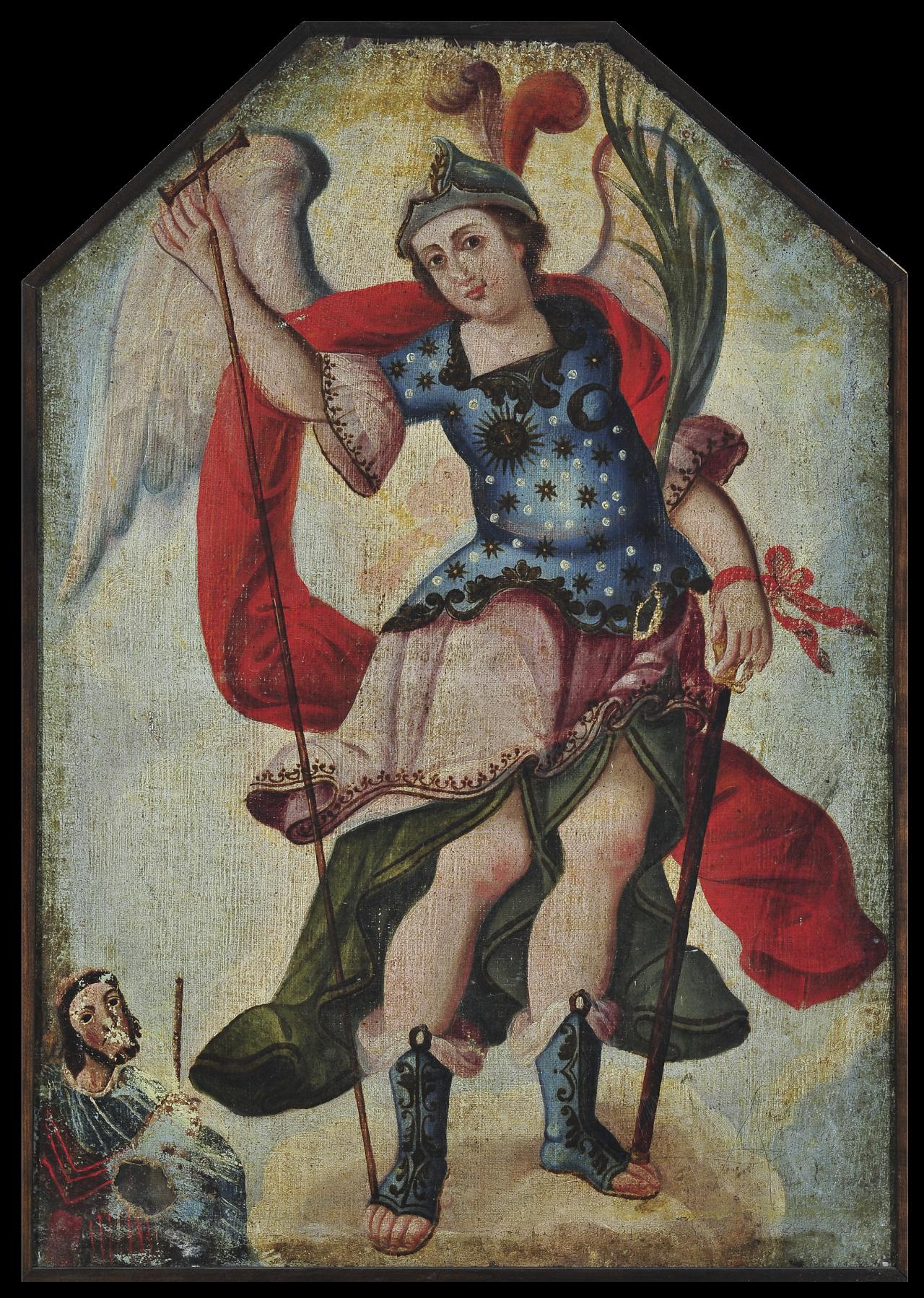 San Miguel del Milagro | Creación y restauración: lo singular y complejo del arte | Museo Amparo, Puebla