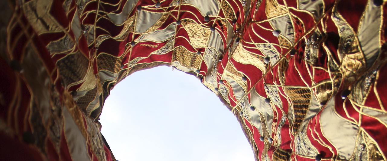 Vestigios | Movilizando afectos: Coparticipación e inserción local, tres proyectos artísticos | Museo Amparo, Puebla